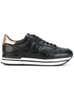 кроссовки Allacciata H222 Hogan
