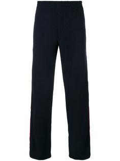 спортивные брюки с лампасами Alexander McQueen
