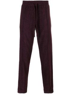спортивные брюки с эластичным поясом Giorgio Armani