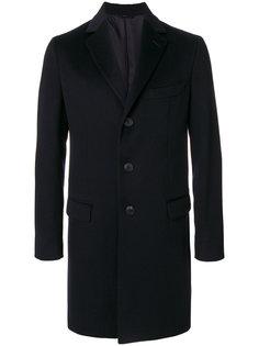пальто на пуговицах Hevo