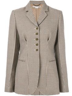 приталенный пиджак Herringbone Gael Stella McCartney