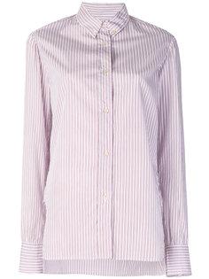 полосатая поплиновая рубашка Isabel Marant