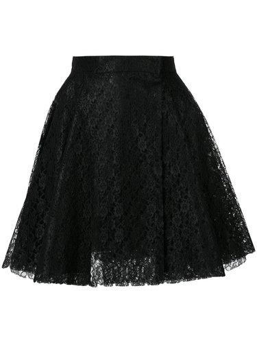 кружевная юбка А-образного силуэта Philosophy Di Lorenzo Serafini