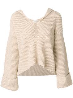 свитер с капюшоном Forte Forte