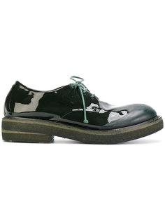 лакированные ботинки-дерби Marsèll