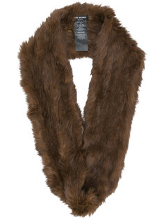 шарф из кроличьего меха Yves Salomon