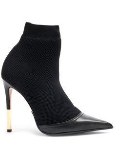 трикотажные ботинки Aurore Balmain