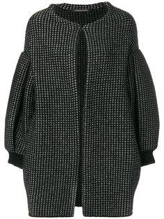 объемное пальто Antonino Valenti