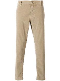 однотонные брюки-чинос Jacob Cohen