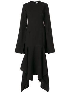 платье с рукавами клеш Dominique Solace London