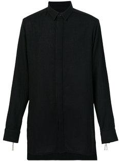 асимметричная рубашка Cedric Jacquemyn