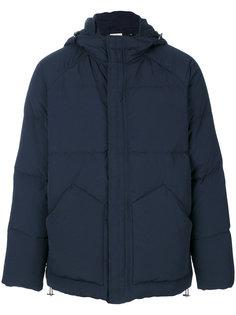 стеганое пальто с карманами спереди Bellerose