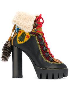 ботинки Stivale Dsquared2