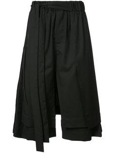 укороченные широкие брюки Craig Green