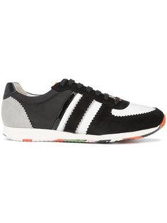 кроссовки с панельным дизайном Carven