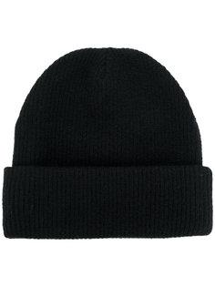шапка ребристой вязки Alexander Wang