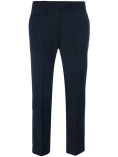 классические укороченные брюки Semicouture