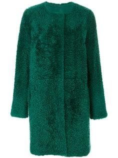 пальто Four Merinos Yves Salomon