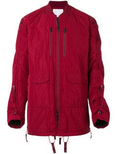 стеганая куртка с длинными рукавами White Mountaineering