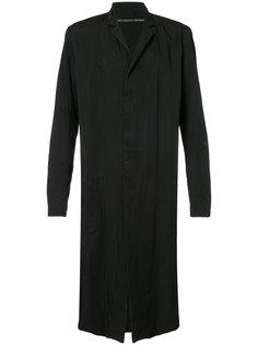 пальто с принтом Nude