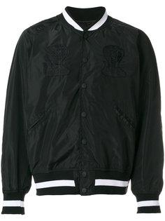 куртка United Poison с вышивкой KTZ