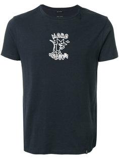 футболка с принтом мыши Marc Jacobs
