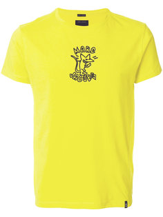 футболка с принтом-логотипом Marc Jacobs