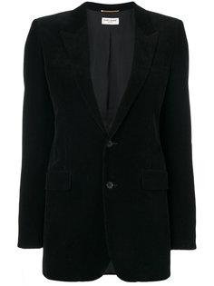 классический приталенный пиджак Saint Laurent