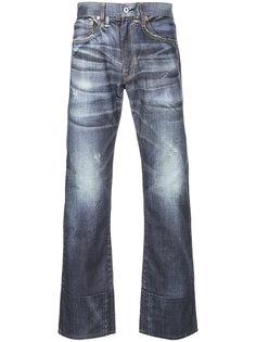 джинсы прямого кроя Junya Watanabe Comme Des Garçons Man