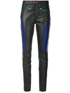 байкерские брюки  Hilfiger Collection
