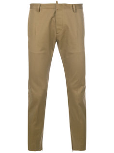 "эластичные брюки ""скинни"" Dsquared2"