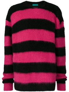 полосатый свитер Paura
