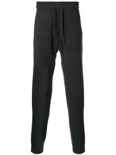 зауженные спортивные брюки  Moncler