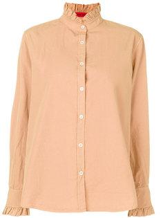 рубашка с оборками  The Gigi