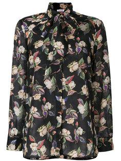 блузка с цветочным принтом  Vilshenko