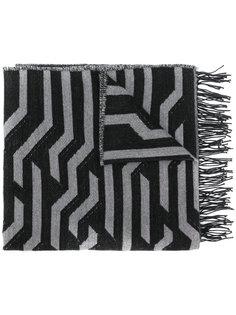 шарф в полоску Kenzo