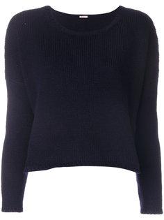 укороченный свитер  Apuntob
