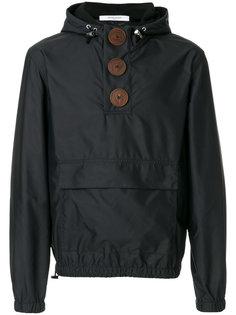 куртка с капюшоном  Givenchy