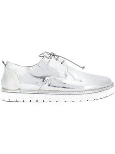 ботинки Дерби с отделкой металлик Marsèll