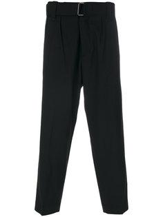 классические укороченные брюки Christian Pellizzari