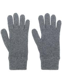перчатки в рубчик Malo