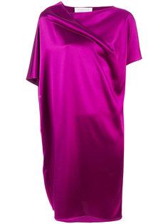 расклешенное платье  Gianluca Capannolo