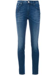 джинсы скинни с завышенной талией  Dont Cry