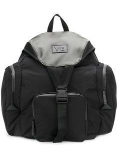 объемный рюкзак с карманами Y-3