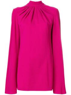 приталенное платье мини Emilio Pucci