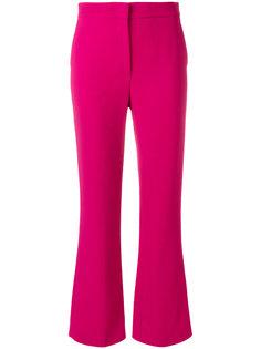 укороченные строгие брюки  Emilio Pucci