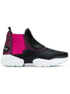 высокие кроссовки Emilio Pucci