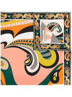 платок с принтом Emilio Pucci