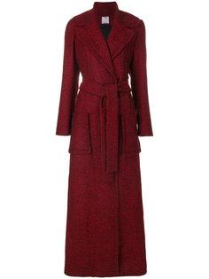 длинное пальто-халат  Ultràchic