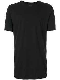 футболка с простроченной отделкой Thom Krom